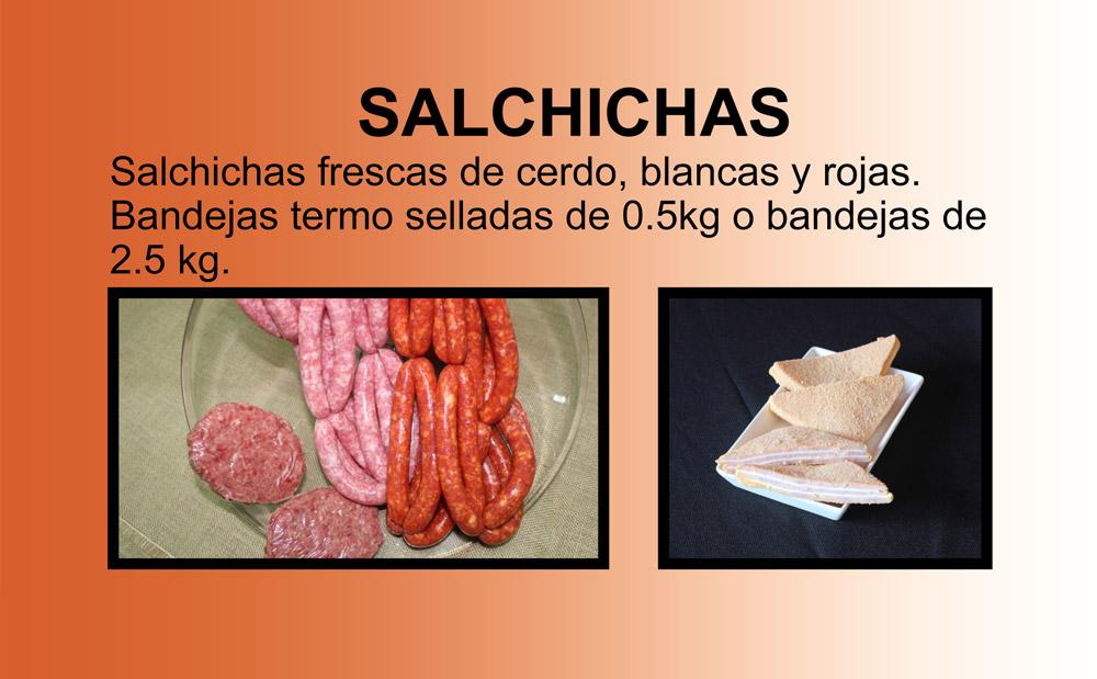 EmbutidosLaSaladaSalchichas